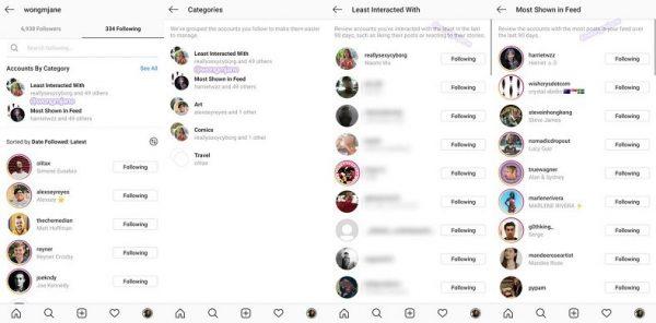 Instagram Yeni Gruplandırma Özelliği Nedir?