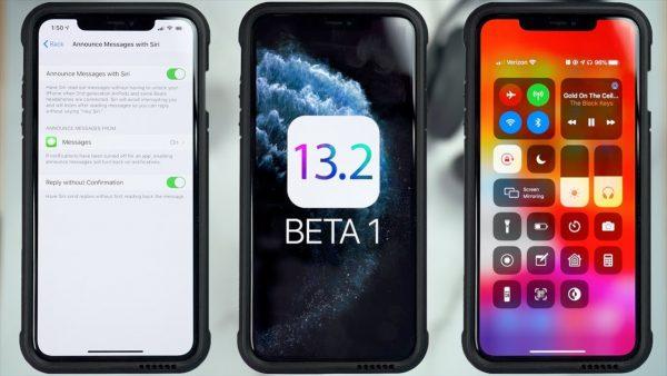 iOS 13.2 Beta Sürümündeki Yeni Özellikler
