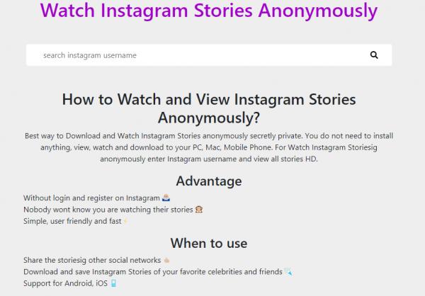 Instagram Hikayeleri Gizlice Nasıl Görüntülenir?