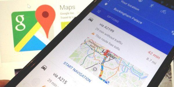 Google Haritalarda Çevrim Dışı Kullanım