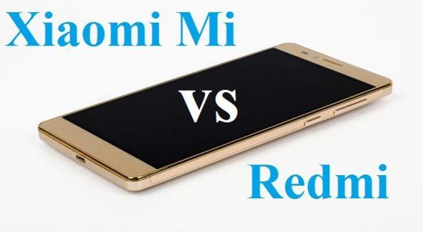 Xiaomi'nin İki Markası Mi ve Redmi Arasındaki En Belirgin Farklar