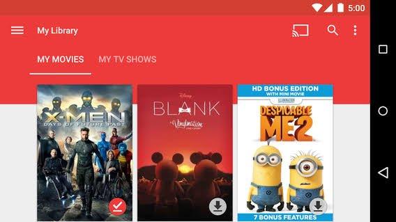Google Play Filmlerden Nasıl Film İndirilir?