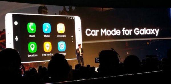 Samsung Telefonu Araç Moduna Almak