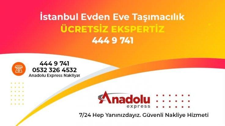 Nakliyatta Yeni Tarz Anadolu Ekspress Nakliyat