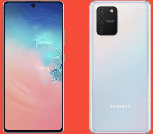 Samsung Galaxy S10 Lite Teknik Özellikleri