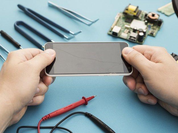Akıllı Telefonlarda Ekran değişimi