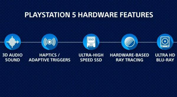 Playstation 5'in Bir Kaç Özelliği Netleşti