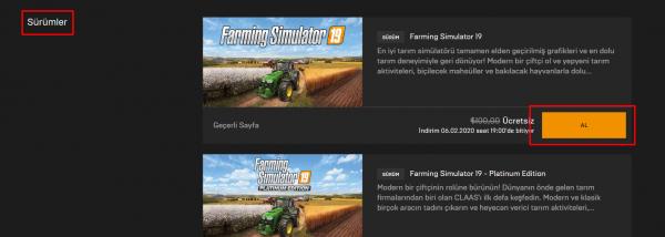 Farming Simulator 19 Nasıl Ücretsiz Alınır? (Acele Edin) Son Gün Yaklaşıyor!
