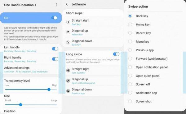 Samsung Telefonlarda Tek El Kullanım Modu Nasıl Aktif Edilir?