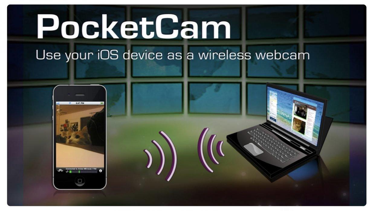Telefonları Webcam'e Çeviren Uygulamalar