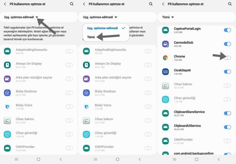 Android İçin Chrome'da İndirme Duraklatıldı Hatası Çözümü