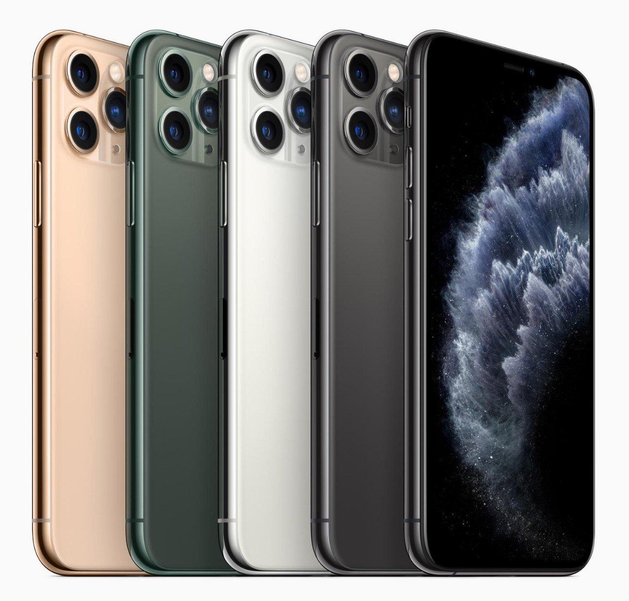 Apple iPhone 11 ve iPhone 11 Pro Max Karşılaştırması