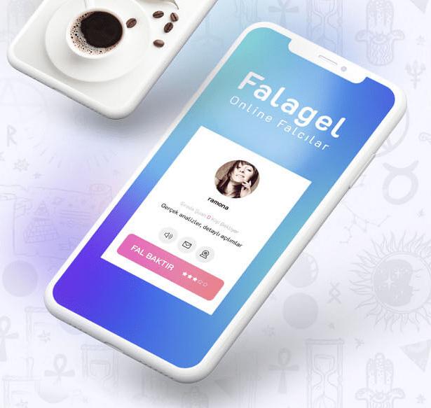 Sanem Abla - Kahve Falı, Astroloji, Tarot Gerçek Falcılar (Android)