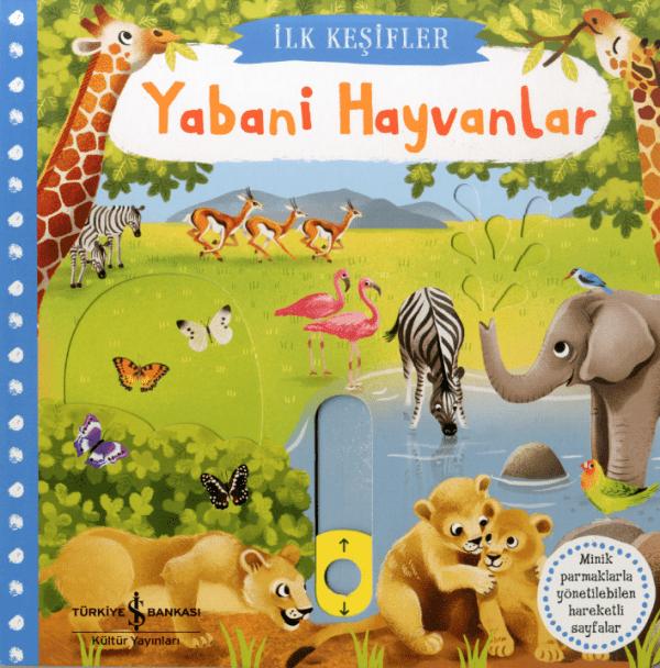 Çocukların Gelişimi için En Çok Tercih Edilen 15 Hareketli Kitap ve Bonus