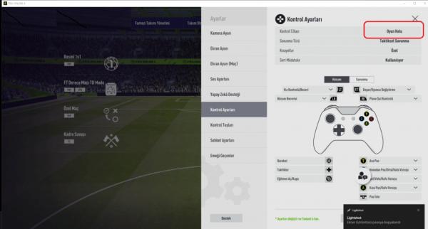 FIFA Online 4 Klavye ve Gamepad Ayarları Nasıl Yapılır?