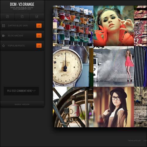 blogger tema
